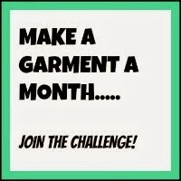 Garment a Month Callenge
