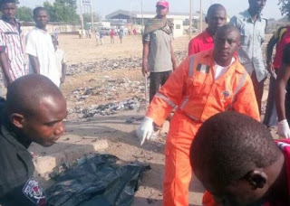 5 Killed, 13 Wounded Including Varsity Professor In Maiduguri Attack .