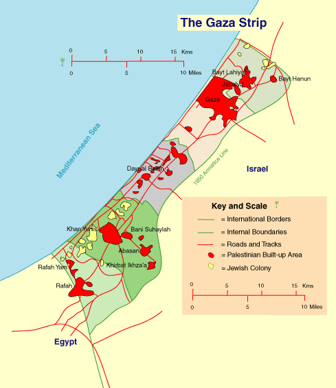 Gaza explained: Why Israel and Palestinians are in