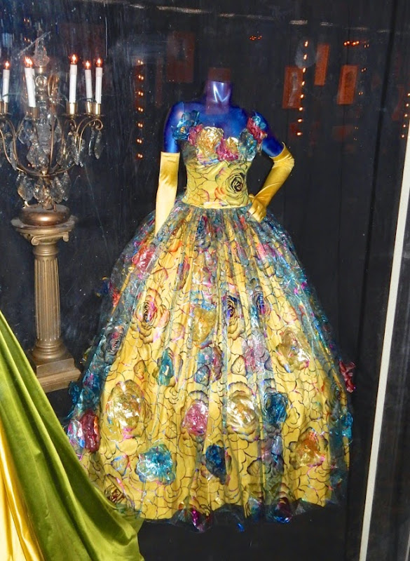 Sophie McShera Cinderella Stepsister Drisella ball gown
