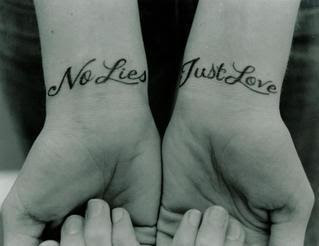 Cute Love Tattoo Quotes on Tattoo Quotes And Sayings