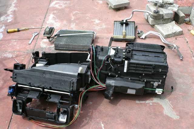 Evaporator Ac Mobil, Cover Evaporator AC Mobil