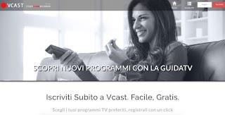 Come Registrare Canali TV Sul Nostro Pc Con VCast