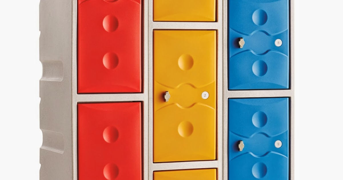 Ultra Box Plastic Lockers For Wet Areas Changing Rooms