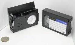 TRANSFER DARI KASET VHS-C