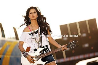 Katrina Kaif Dhunki Stills