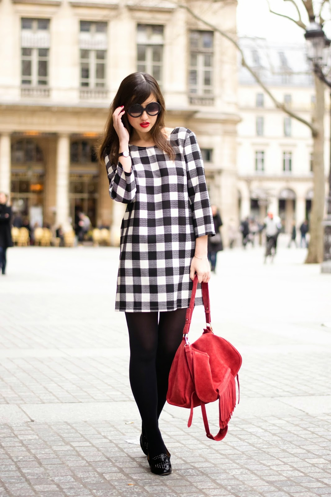 Womenswear blogger