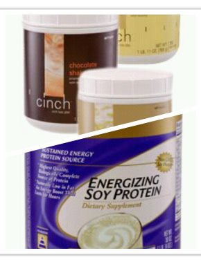 ESP Shaklee Cinch Mix Shaklee Set turun berat badan Shaina Shop