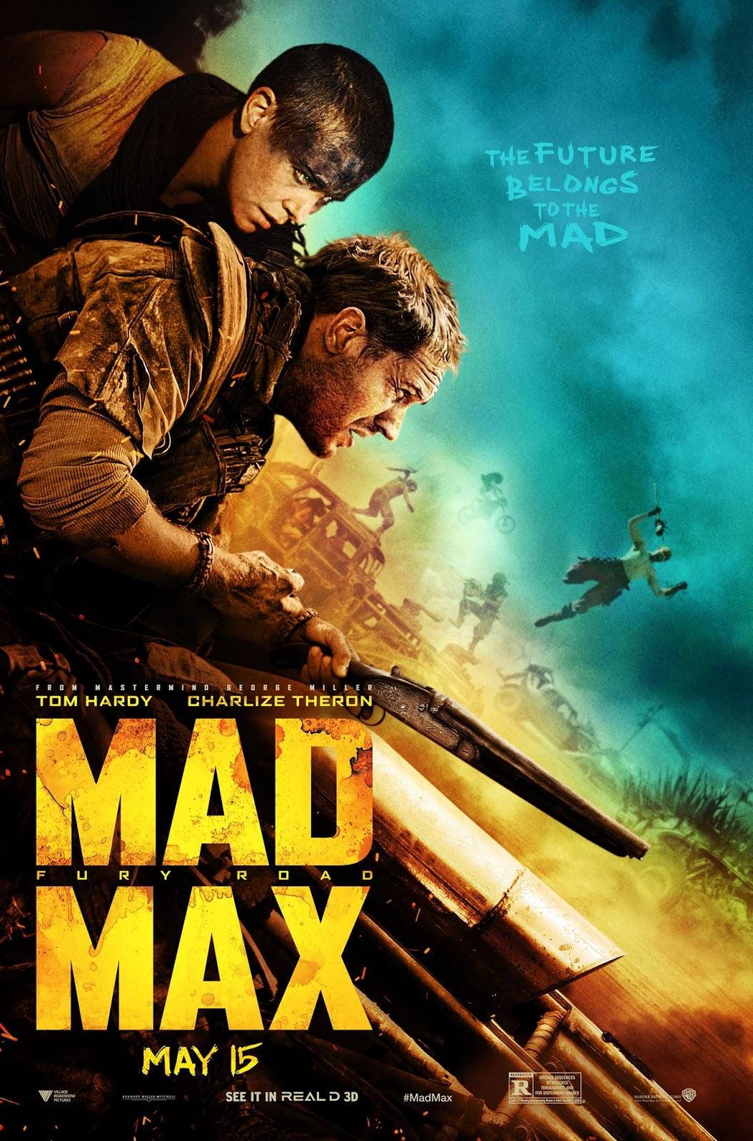 Mad Max Fury Road I Crow Movie Reviews