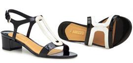 Arezzo verão sandalias