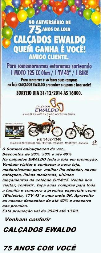 CALÇADOS EWALDO