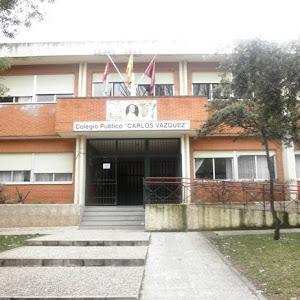"""""""Voy al colegio Carlos Vázquez"""""""