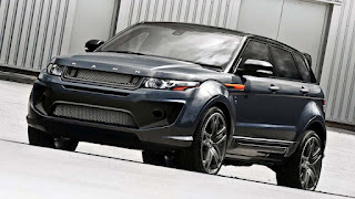 Evoque é RS 250 Dark Tungsten Metallic Edition