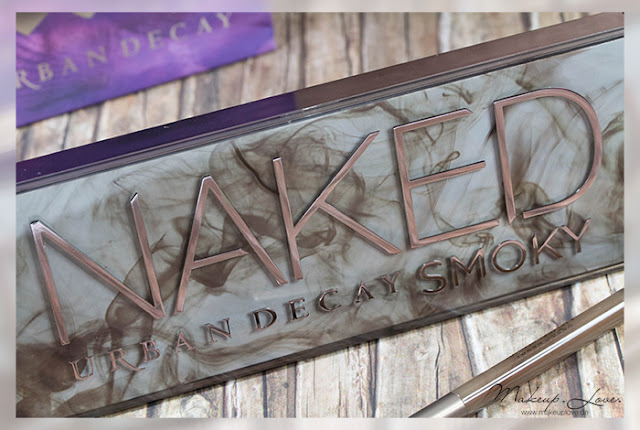 Urban Decay Naked Smoky Palette Review Swatches
