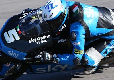 Hasil Lengkap Latihan Bebas 2 Moto3 Silverstone, Inggris 2015