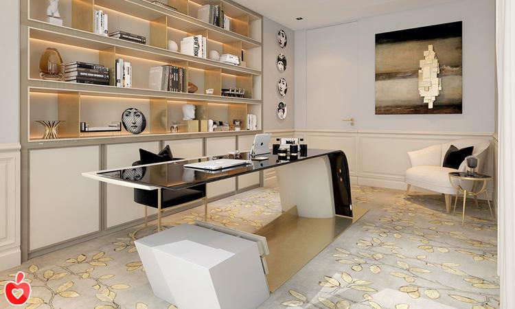 Modern Art Deco Home Design Be a Modern