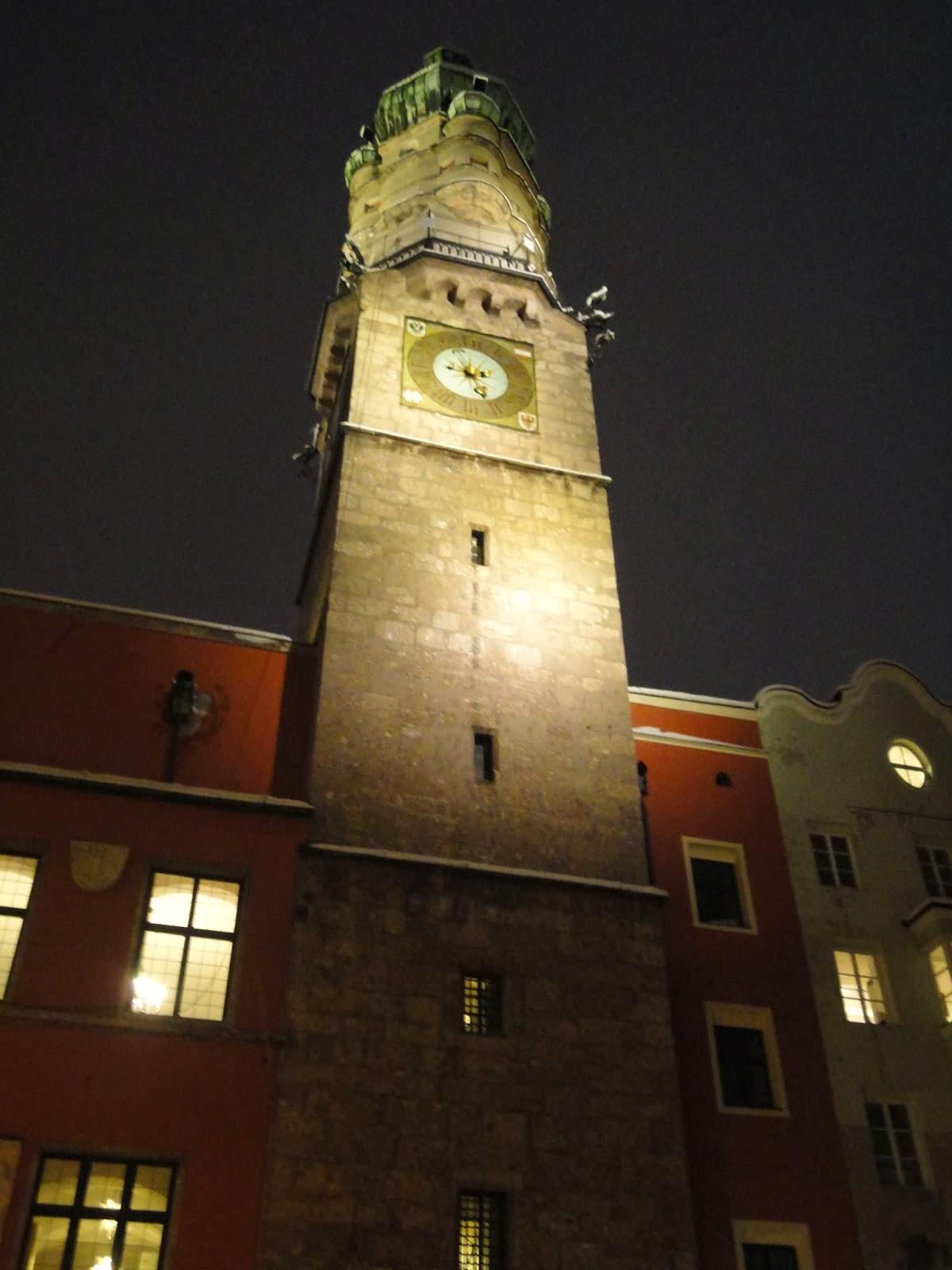 Itinerario di viaggio per visitare innsbruck in 3 giorni for Piani di luce del giorno