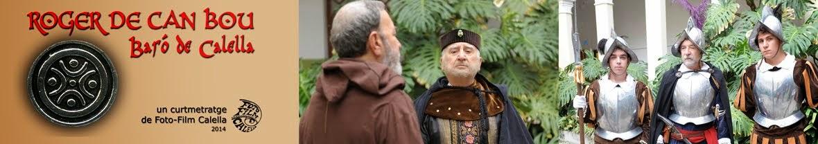 Roger de Can Bou, Baró de Calella