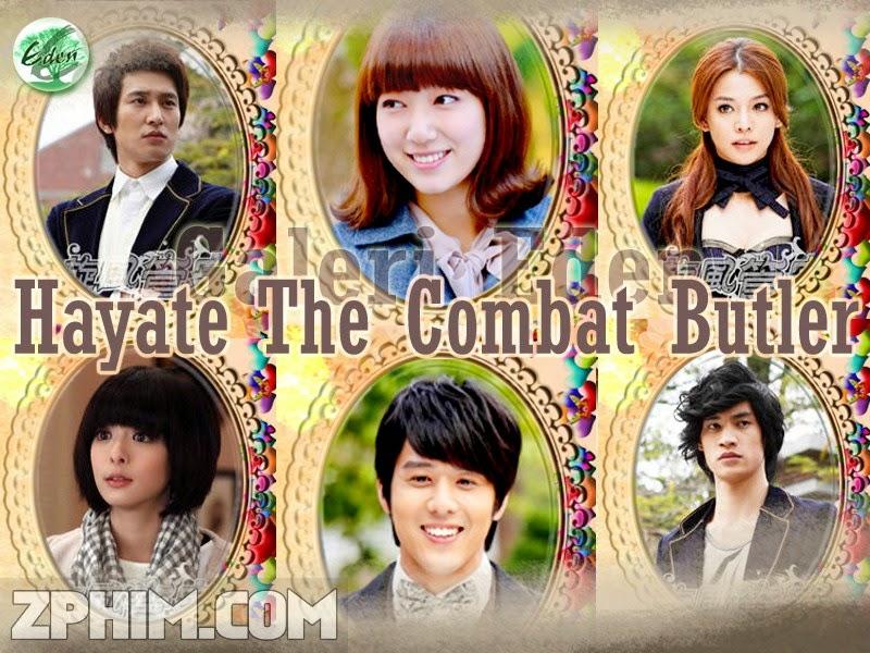 Ảnh trong phim Chàng Quản Gia - Hayate The Combat Butler 4