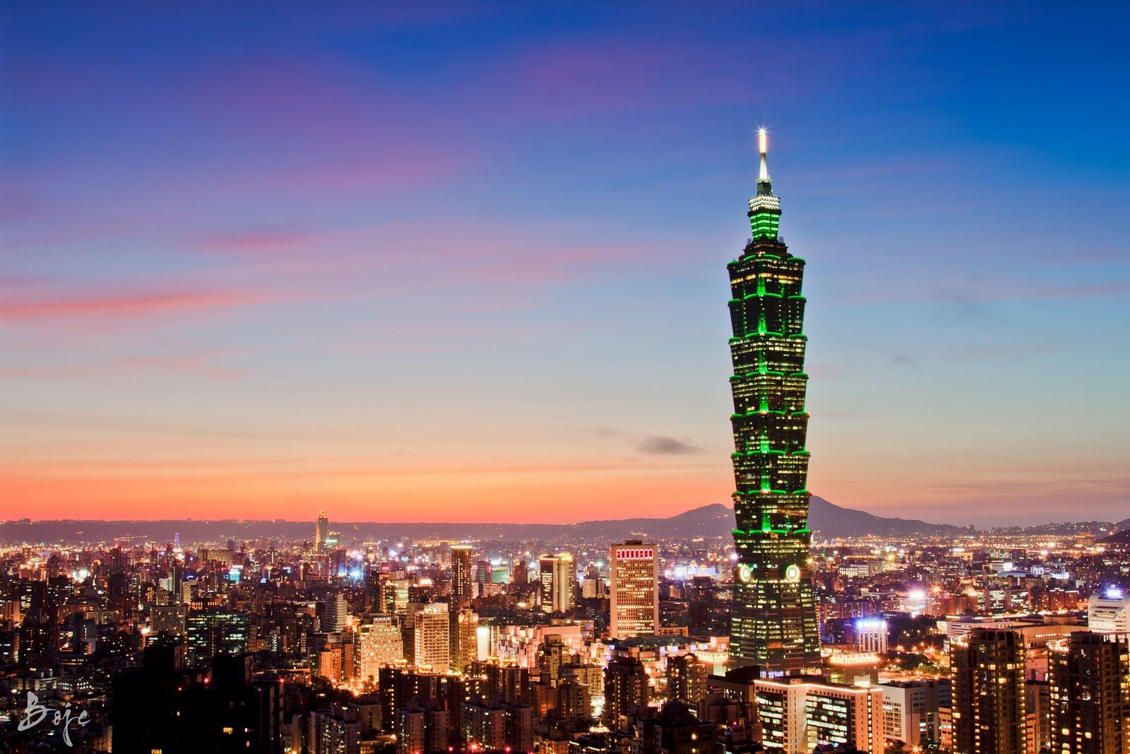Revolusi Ilmiah - Taipei 101