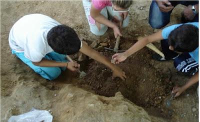 Αρχαιολόγοι για μια ημέρα
