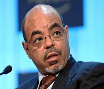 ETHIOPIA LOSES PRIME MINISTER