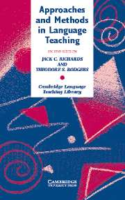 Approaches and Methods in Language Teaching (Second Edition) PDF