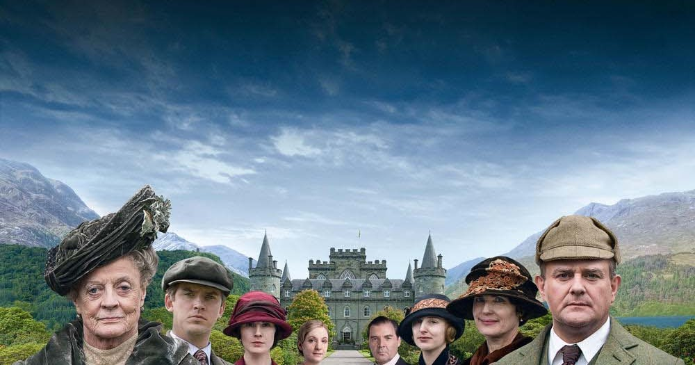 how to watch downton abbey tonight online