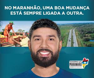 No Maranhão tem muita mudança acontecendo