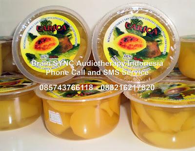 Carica Syrup Gunung Dieng Wonosobo | Manisan Buah Carica Papaya