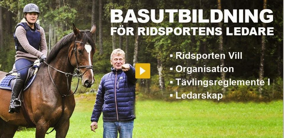 www.ridsport.se/basledarutbildningen
