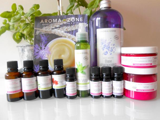 commande aroma zone avis haul