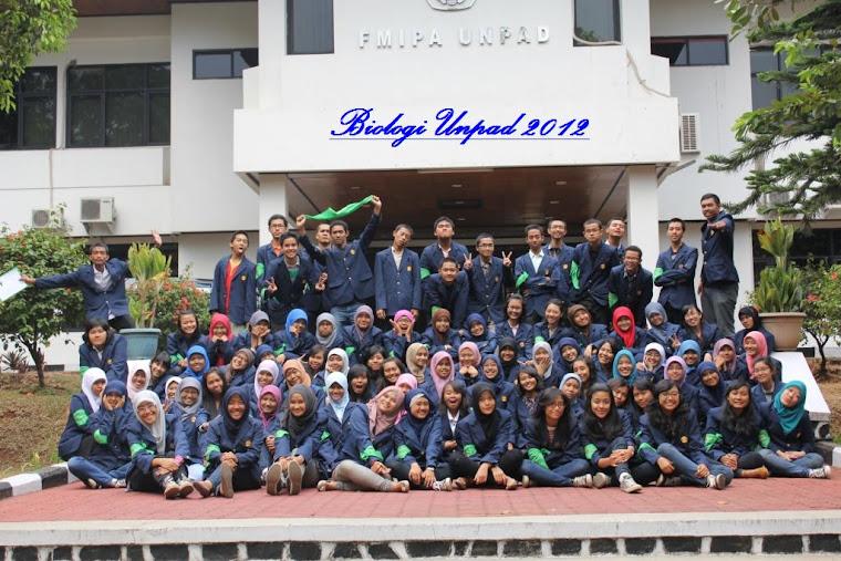 Biologi Unpad 2012
