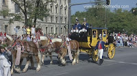 Oktoberfest Costume and Riflemens Parade