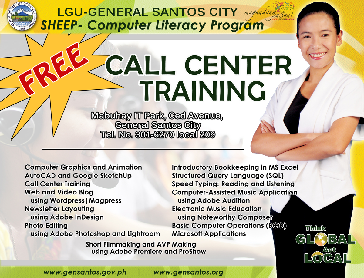 free clerical training