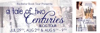 Rachel Harris'Tale of Two Centuries Blog tour [guest post+giveaway]
