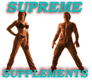 Bodybuilders Take Supplements
