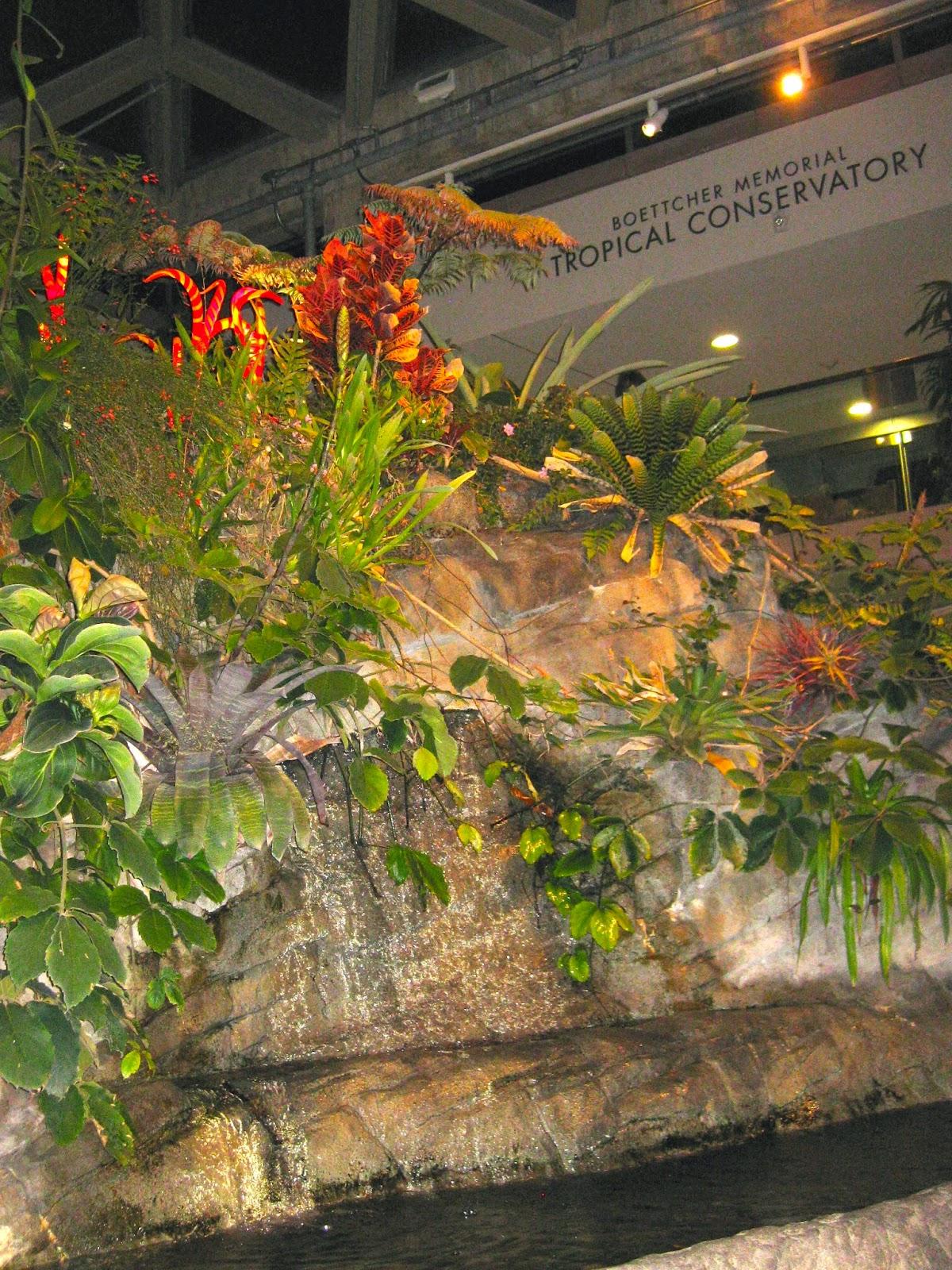 Think Global, Garden Local: Denver Botanical Gardens\' Conservatory