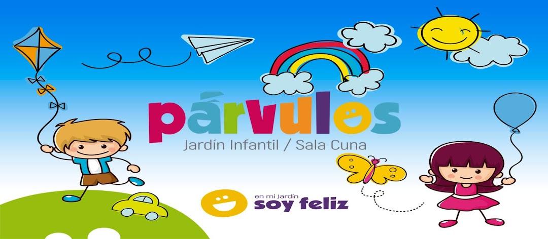 PÁRVULOS JARDÍN INFANTIL PREESCOLAR