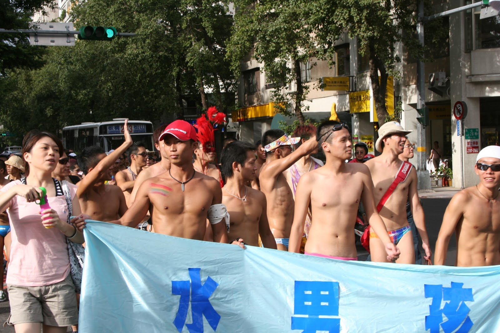 from Parker taiwanese gay sex