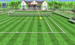 Screenshots of the Hit Tennis 3 for Android tablet, phone.