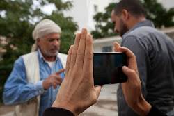 In North Africa, A Mobile App Helps Citizen Journalists