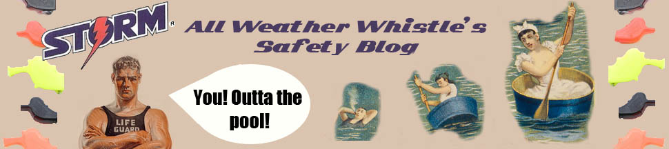 All Weather Whistle's Safety Blog