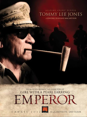 Emperor Tommy Lee Jones Poster