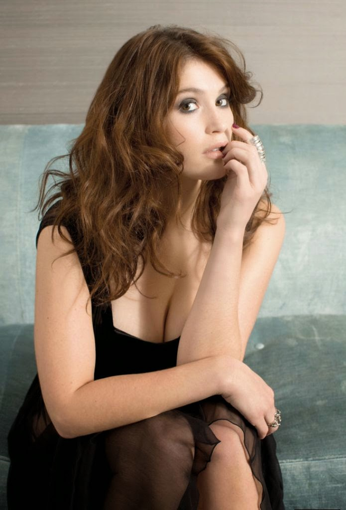 American actress and fashion model Brooke Burke