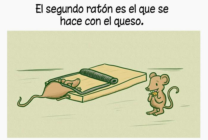 Leyes de la naturaleza - ratón