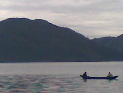 wisata danau lot tawar takengon