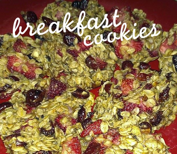 breakfast cookies, quick and healthy breakfast ideas, healthy recipes, clean eating, clean eating recipes, clean breakfast, healthy cookies, healthy cookies for kids