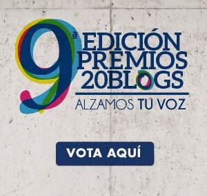Vota por TuParadaDigital en la 9ª Edición de los Premios 20Blogs