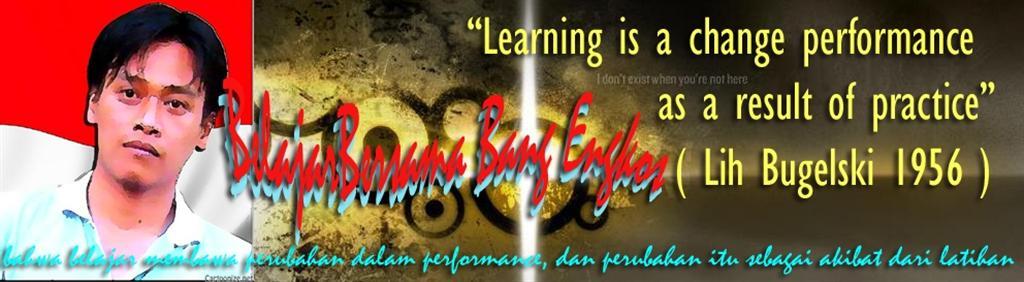 Belajar Bersama Bang Engkos